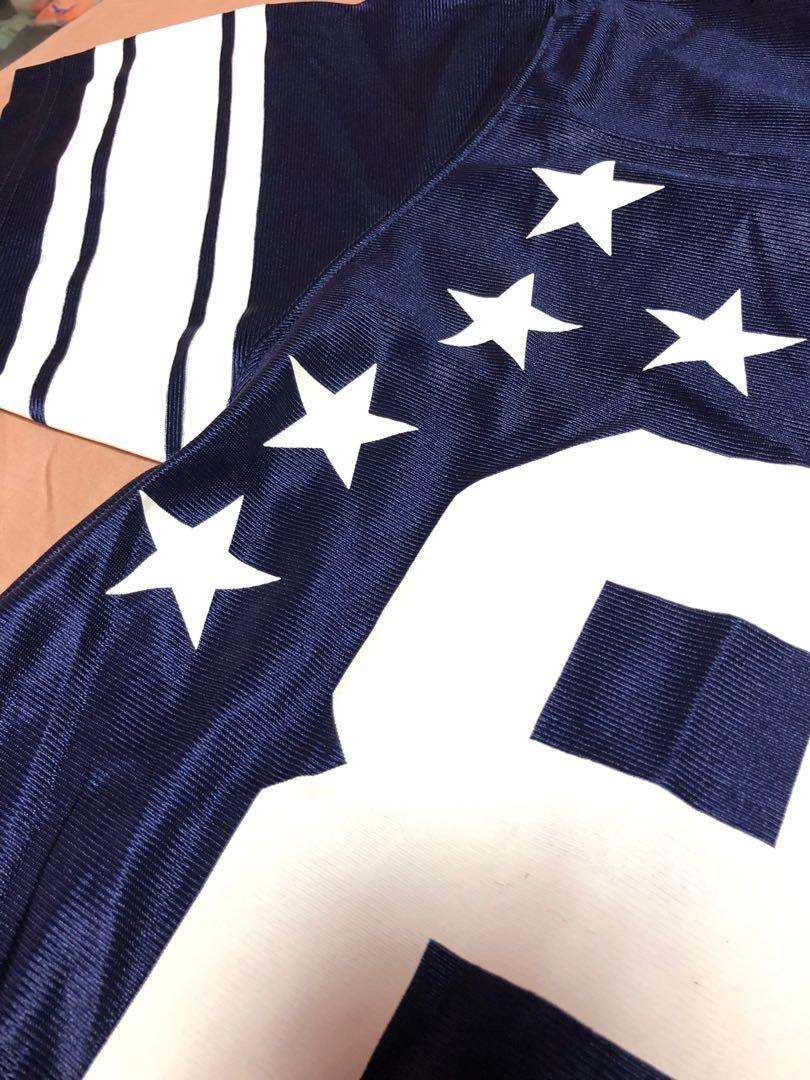 Supreme Stars Football Navy Jersey