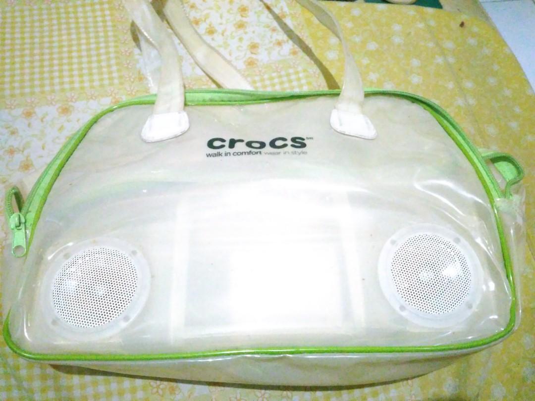 #mauthr tas crocs musik