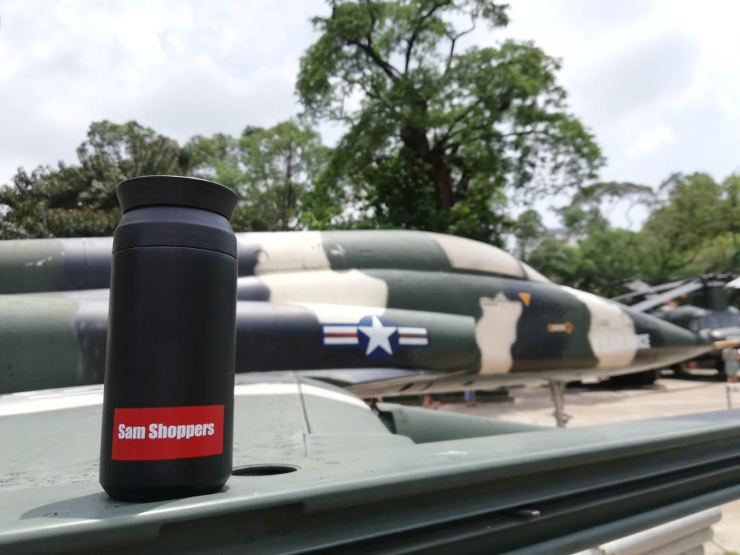 Thermos flask/ tumbler for hot or cold drinks
