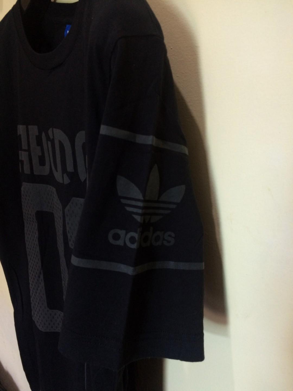 T-shirt Adidas Teefoil 03 - Black