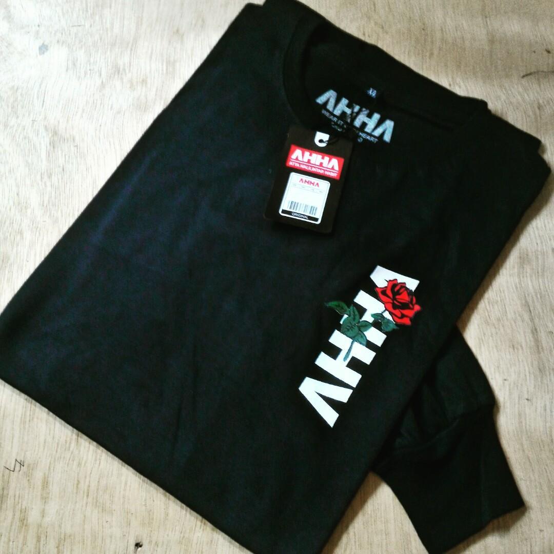 Tshirt Distro Lengan Panjang