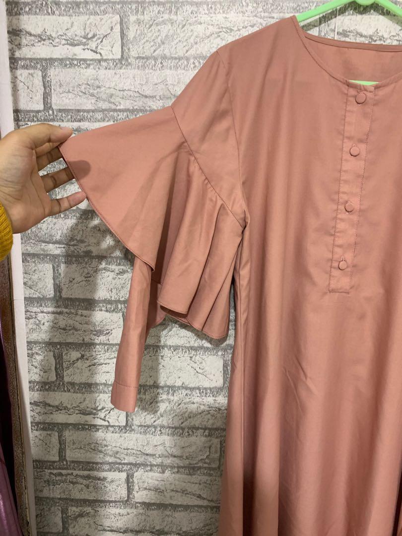 Tunik butik premium mirip model ria miranda