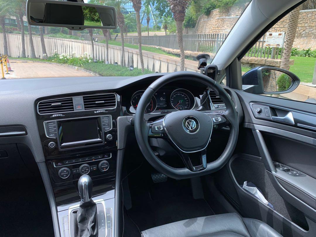 Volkswagen Golf GT 1.4 TSI Mk7
