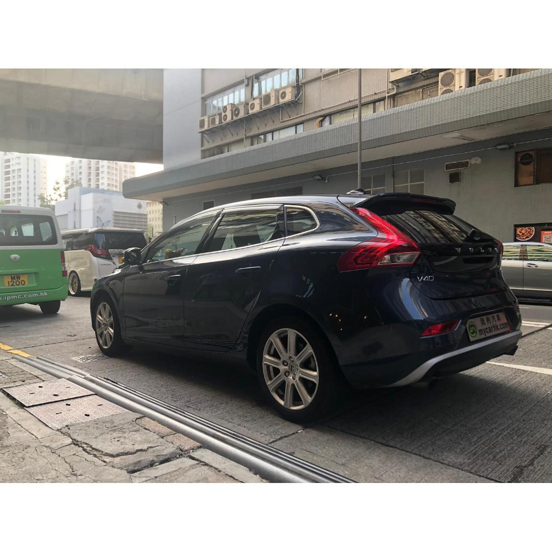 VOLVO V40 T4 INSCRIPTION 2016