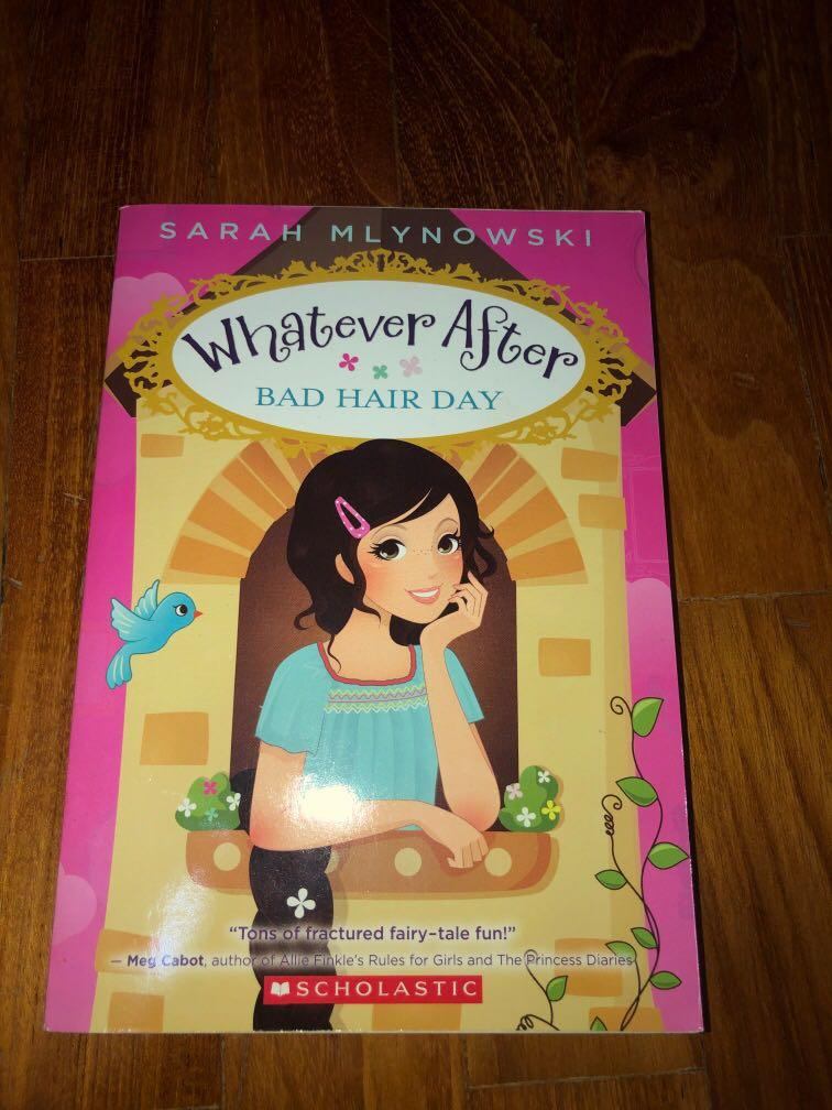 Whatever after: bad hair day by Sarah Mlynowski
