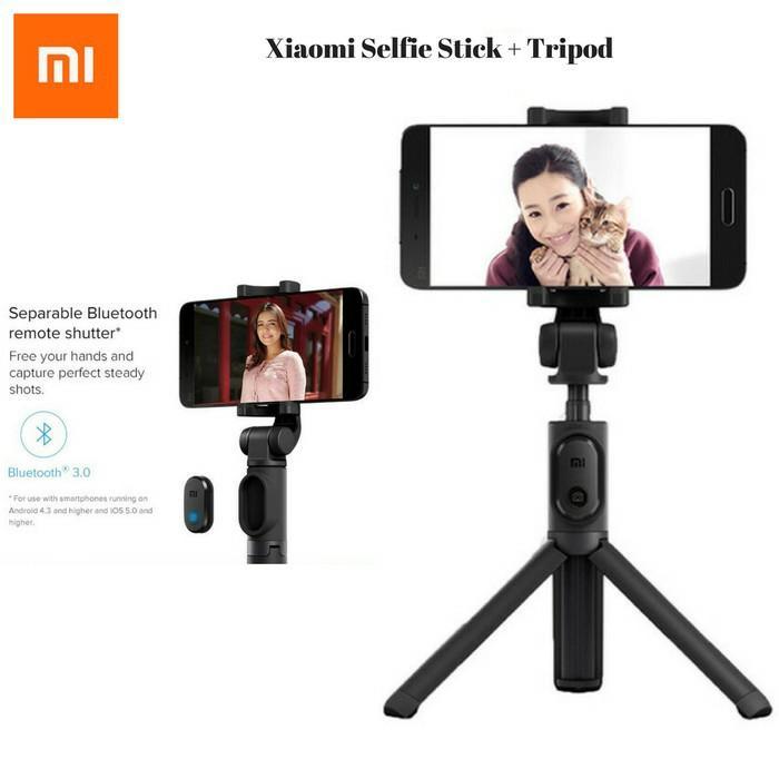 Xiaomi Mi Selfie Tripod Black (Bluetooth)