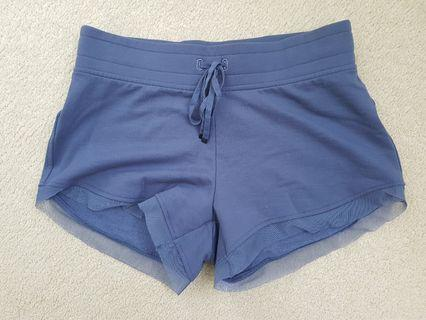 Victoria's Secret fleece shorts XS/S