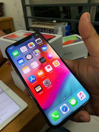 iphone x 256gb(bebas telco)