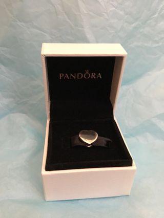 Pandora Reflexions Heart Clip Charm