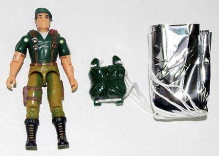 GI Joe Club Exclusive 2002 Dusty