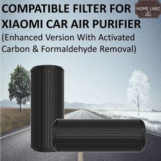 Compatible Filter for Xiaomi Car Air Purifier