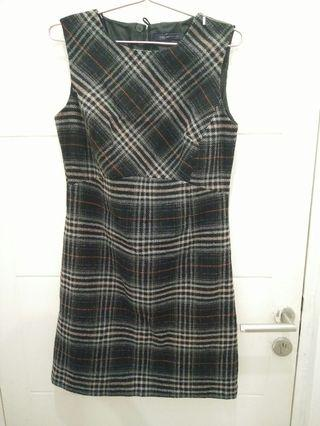 Tartan Dress by Mark and Spencer