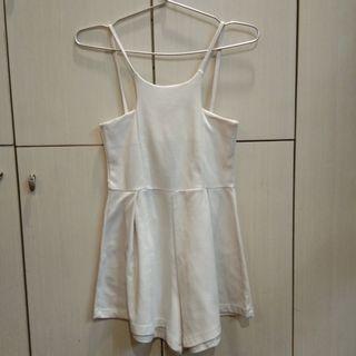 Broken White Jumpsuit