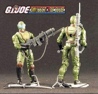 GI Joe Club Exclusive 2005 Jungle Viper
