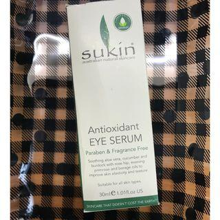 🇦🇺澳洲直送 Sukin Antioxidant Eye Serum 有機抗氧化精華眼霜