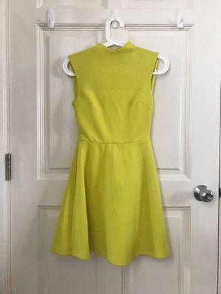 ASOS a line dress