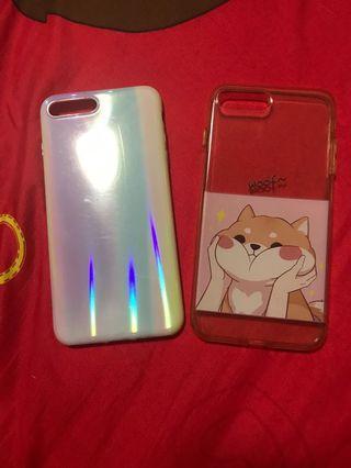 🚚 Iphone 7 + casing