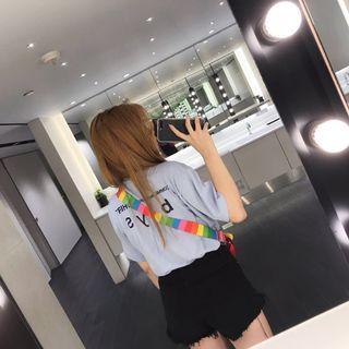 Comme des garcons SHIRT CDG BOYS 川久保玲 經典Logo字體短袖上衣