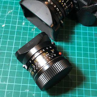 Leica 35 Summicron v4 King of Bokeh (Made in Germany)
