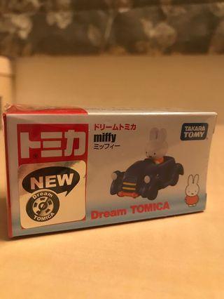 TOMICA夢幻小汽車 miffy