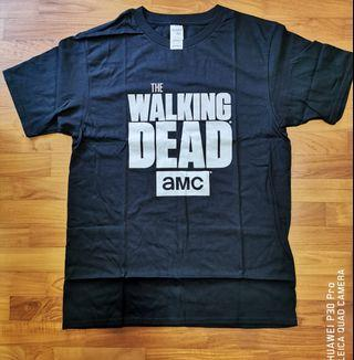 The Walking Dead Tee shirt tshirt threezero