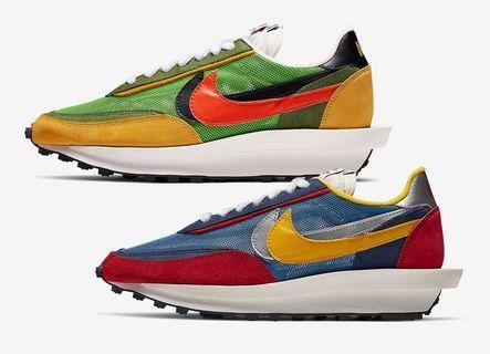 Nike LDWaffle / Sacai US 8 & 9