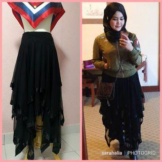 Flare & Layer Skirt
