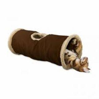 AFP Lamb Find Me Cat Tunnel Cat Toy