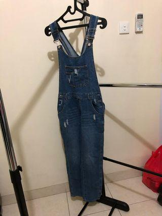 Overall Jeans NYLA