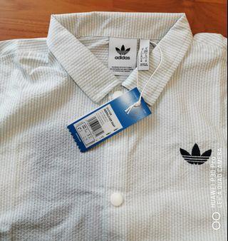 Adidas Originals Seersucker Snap not nike