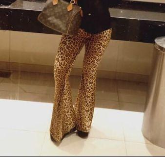 Leopard palazzo