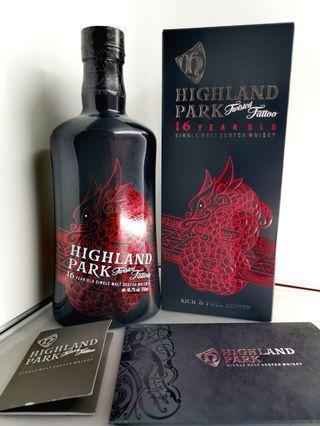 Highland Park Tattoo twist