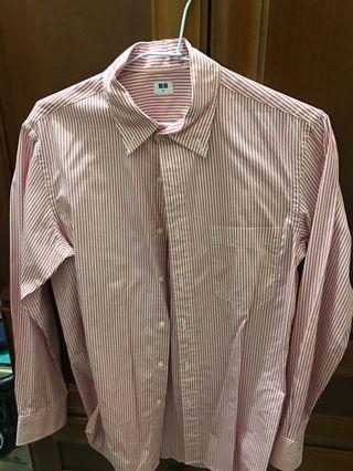 Uniqlo超柔棉襯衫