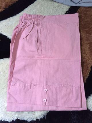 #BAPAU pink Skirt