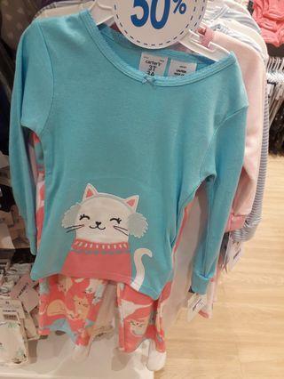 Carters sleepingwear