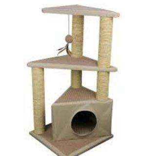 Pawise Cat's Den Cat Post