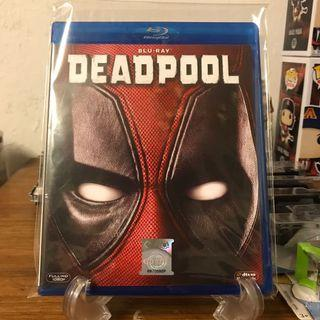 Deadpool Original Bluray