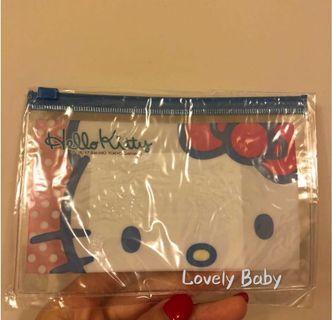 🎇快閃優惠🎇🇯🇵日本限定版Hello Kitty 防水拉鍊袋🌟