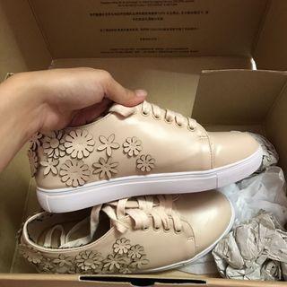 Sneakers 3d floral