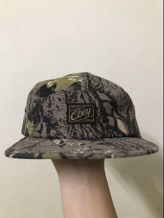Obey 板帽