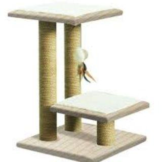 Pawise cat post cat scratching perch