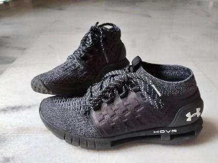 Under armour hovr black oreo shoes sneakers