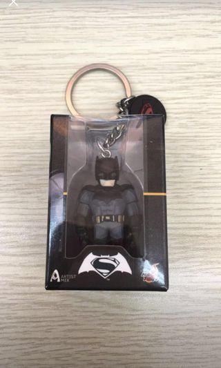 hottoys Cosbaby DC batman鎖匙扣