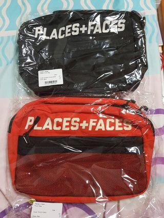 VESAK SALE Places + Faces PF Bag Red Black