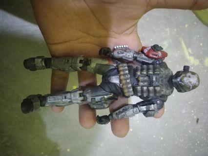 Halo spartan 5 inch