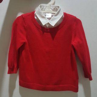 sweater shirt top