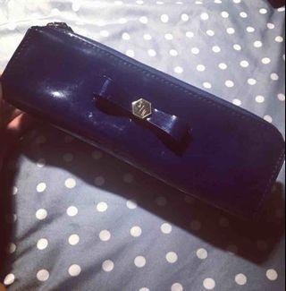 S'AIME 深藍色筆袋