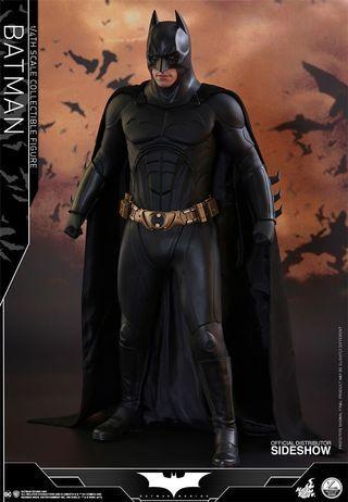 Hot Toys Batman Begins 1/4 scale