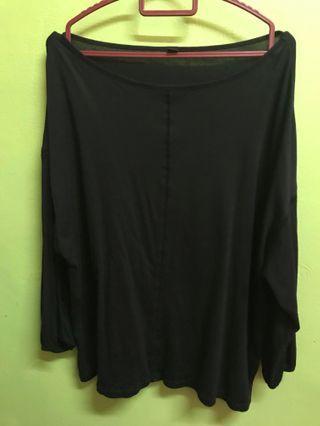 Uniqlo 3/4 blouse