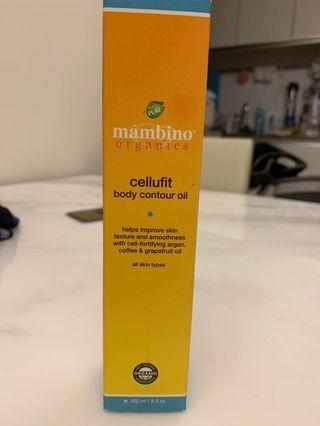 Mambino Cellufit Body Contour Oil